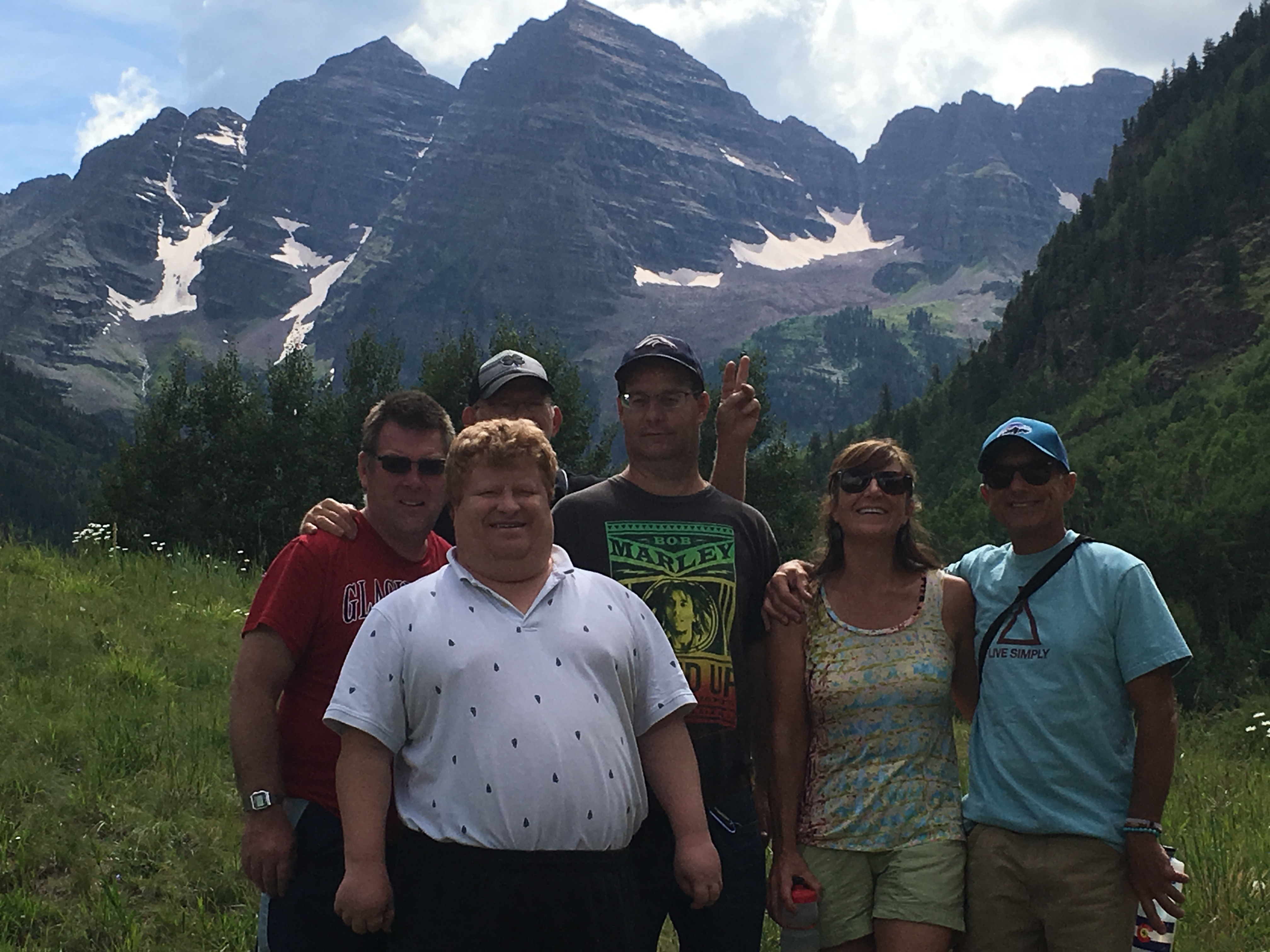 Our Group In Aspen!